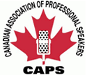 canadian association of professional speakers logo